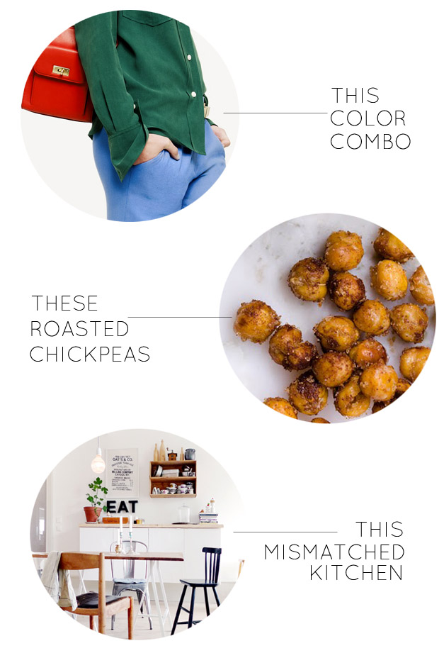 j.crew fall 2011, roasted chickpeas, kitchen decor