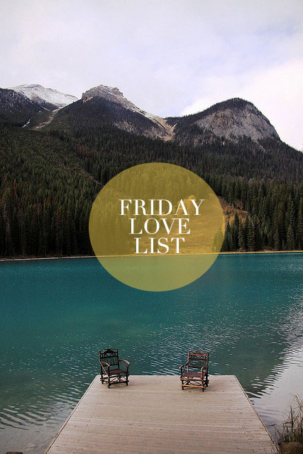 friday love list