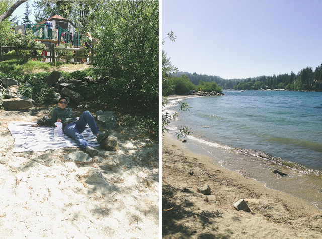 lake arrowhead / the style eater