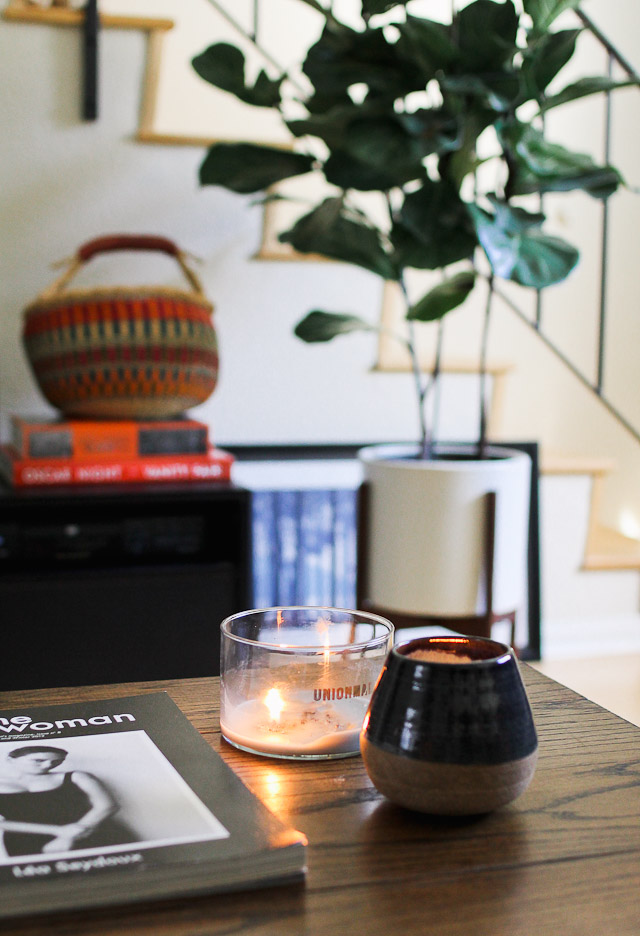 unionmade candle / the style eater