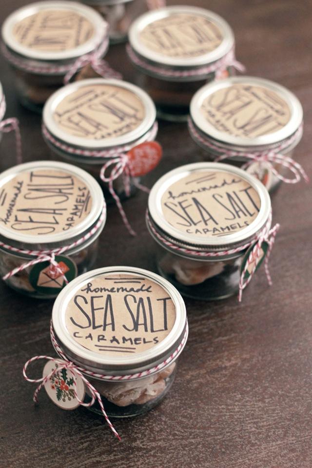 sea salt caramels / the style eater